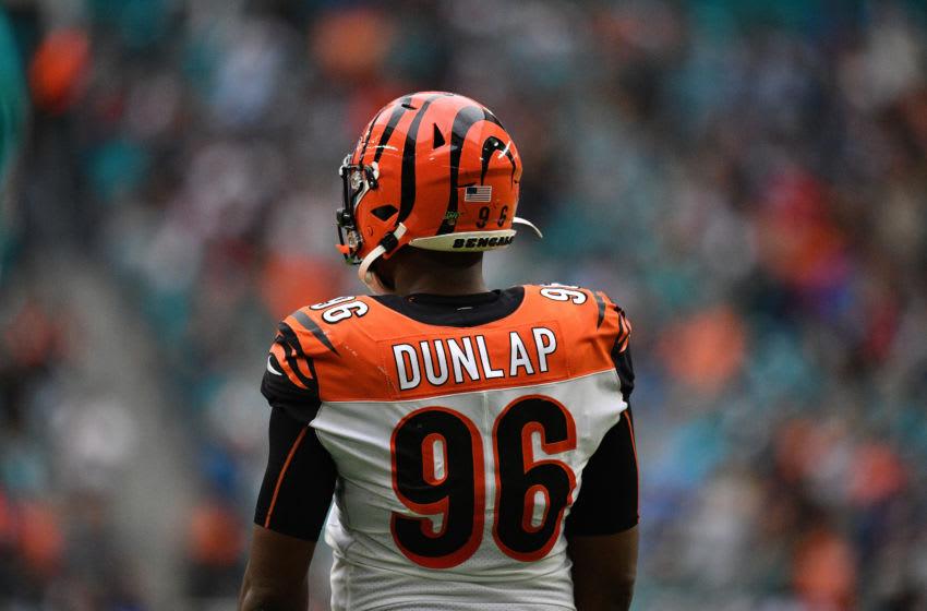 Cincinnati Bengals, Carlos Dunlap (Photo by Mark Brown/Getty Images)