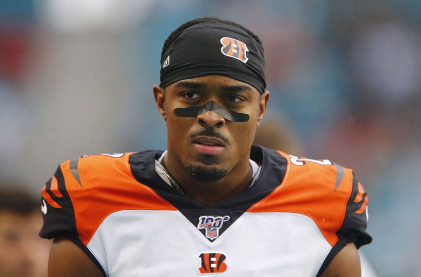 Cincinnati Bengals, William Jackson III(Photo by Michael Reaves/Getty Images)