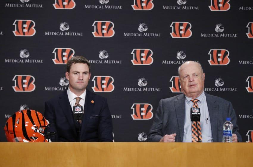 Cincinnati Bengals (Photo by Joe Robbins/Getty Images)