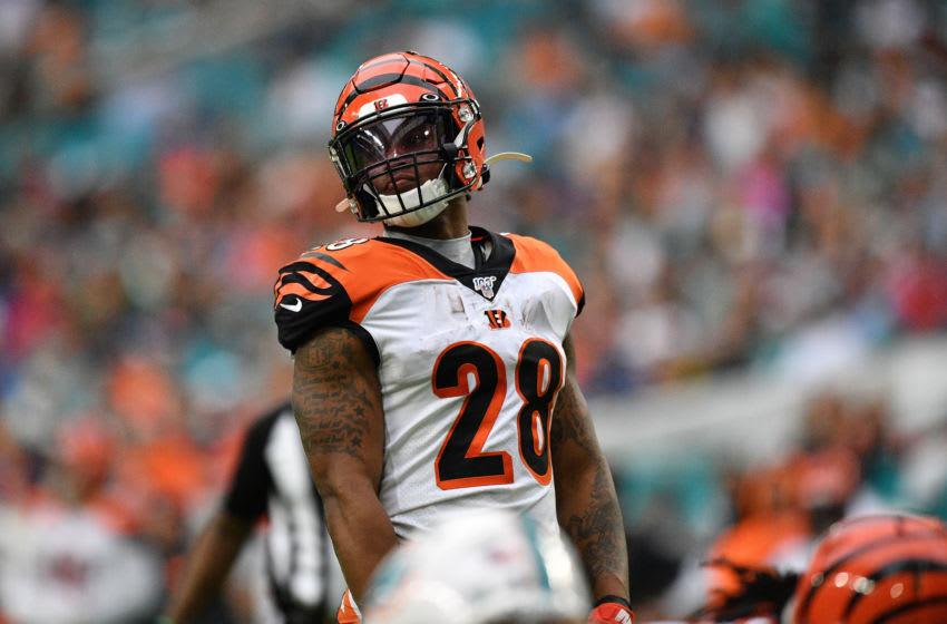 Cincinnati Bengals, Joe Mixon (Photo by Mark Brown/Getty Images)