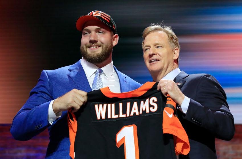Cincinnati Bengals, Jonah Williams (Photo by Andy Lyons/Getty Images)