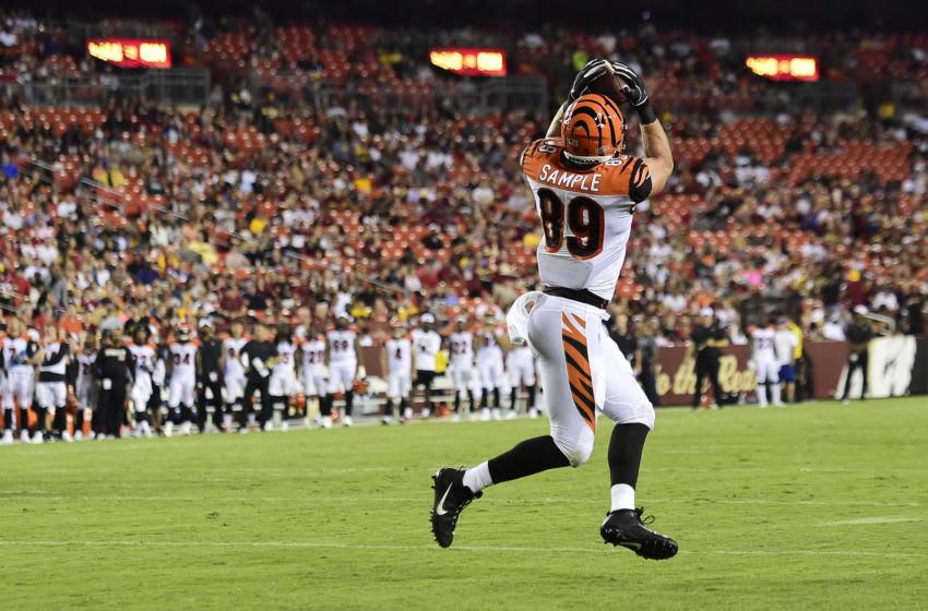 Cincinnati Bengals, Drew Sample (Photo by Patrick McDermott/Getty Images)