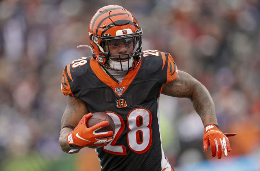 Cincinnati Bengals, Joe Mixon (Photo by Michael Hickey/Getty Images)