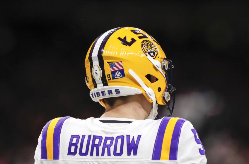 Joe Burrow, Cincinnati Bengals (Photo by Don Juan Moore/Getty Images)