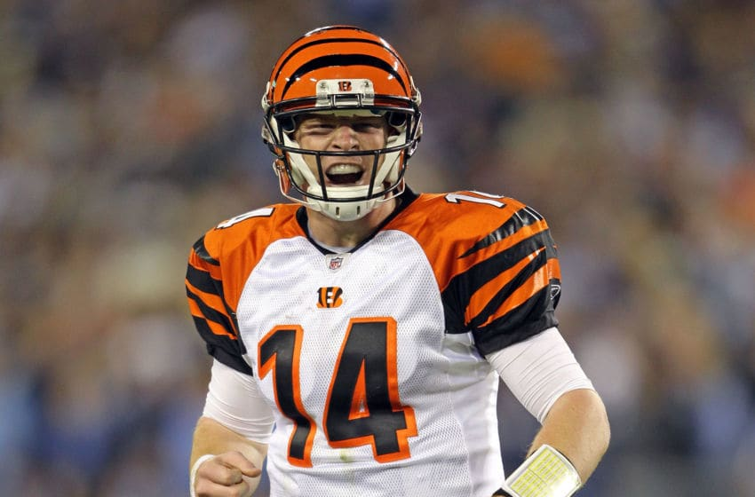 Cincinnati Bengals, Andy Dalton(Photo by Andy Lyons/Getty Images)