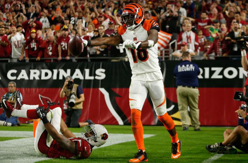 Cincinnati Bengals, A.J. Green (Photo by Christian Petersen/Getty Images)