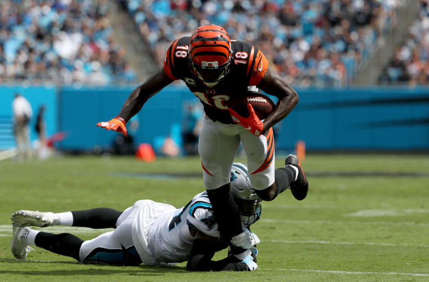 Cincinnati Bengals, A.J. Green (Photo by Streeter Lecka/Getty Images)