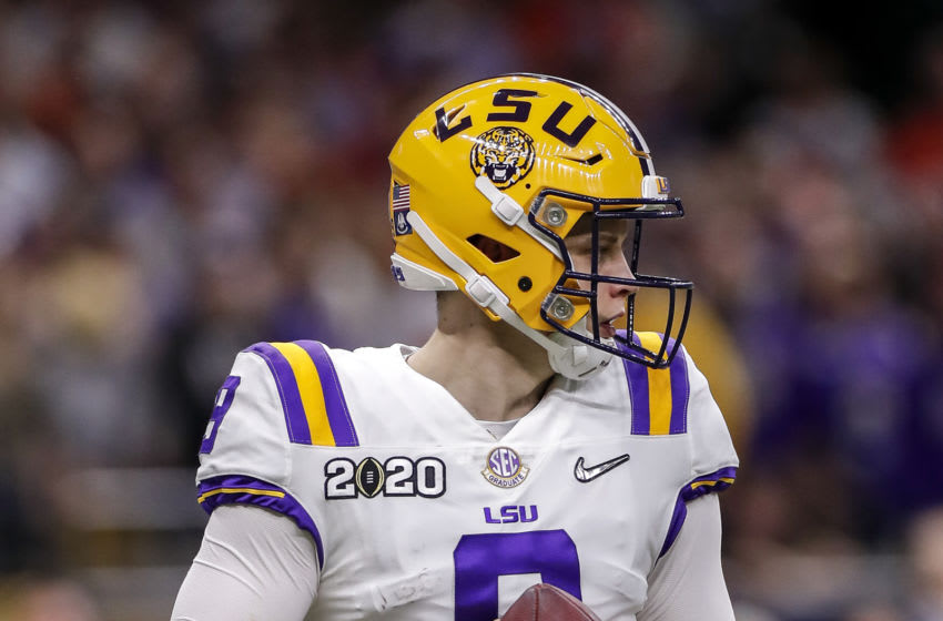 Joe Burrow (Photo by Don Juan Moore/Getty Images)