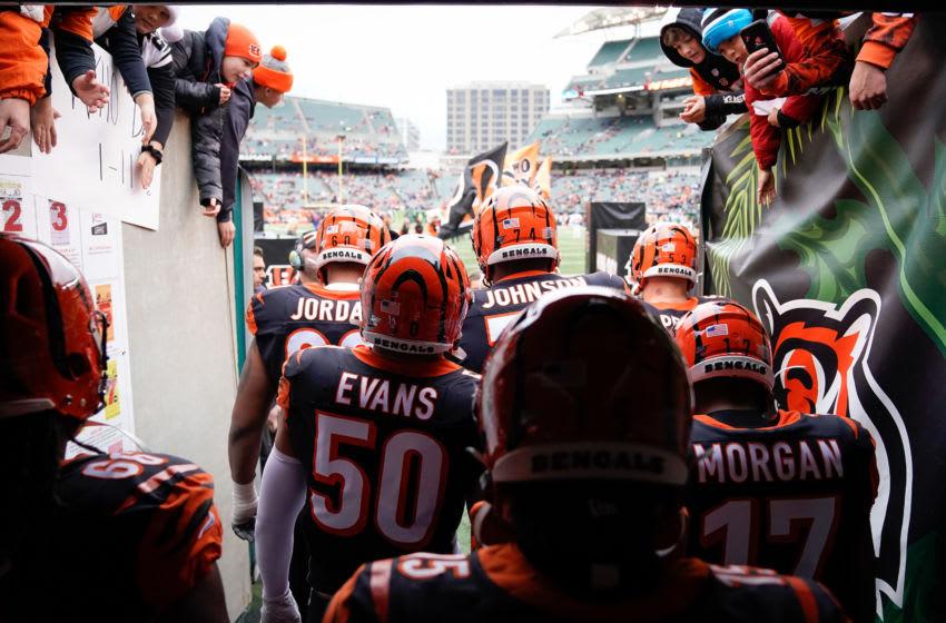 Cincinnati Bengals (Photo by Bryan Woolston/Getty Images)