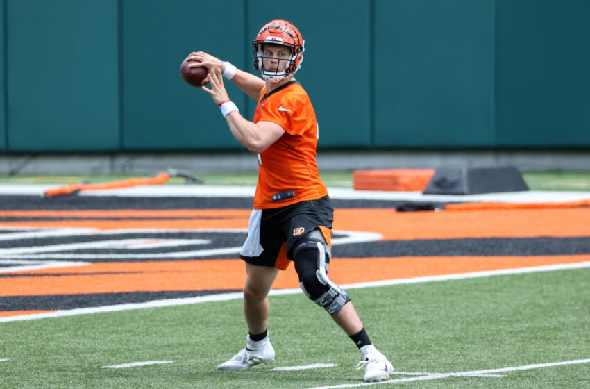 Joe Burrow, Cincinnati Bengals (Photo by Dylan Buell/Getty Images)