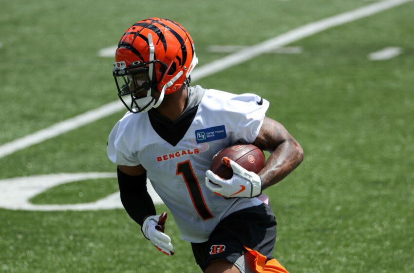 Ja'Marr Chase, Cincinnati Bengals (Photo by Dylan Buell/Getty Images)