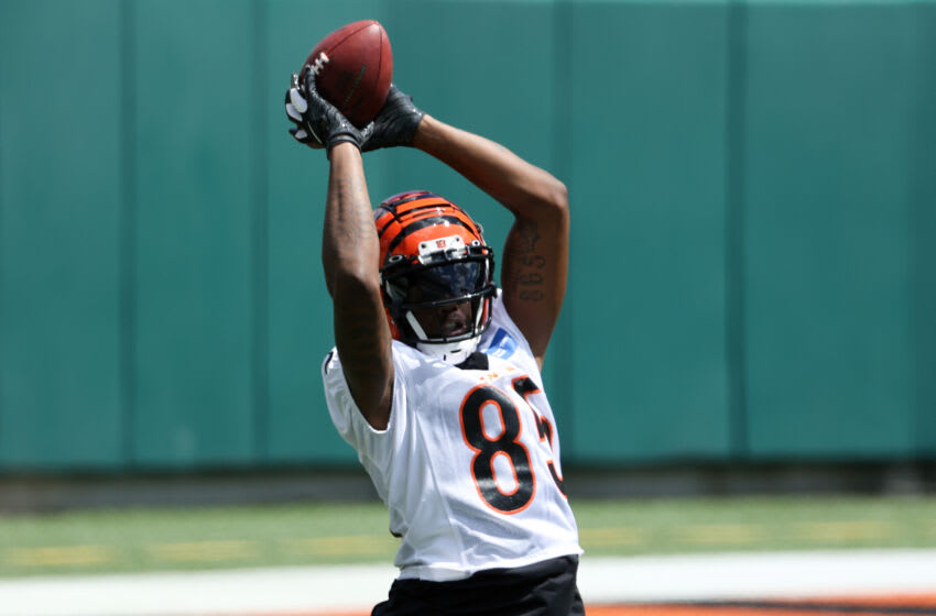 Tee Higgins #85 of the Cincinnati Bengals (Photo by Dylan Buell/Getty Images)