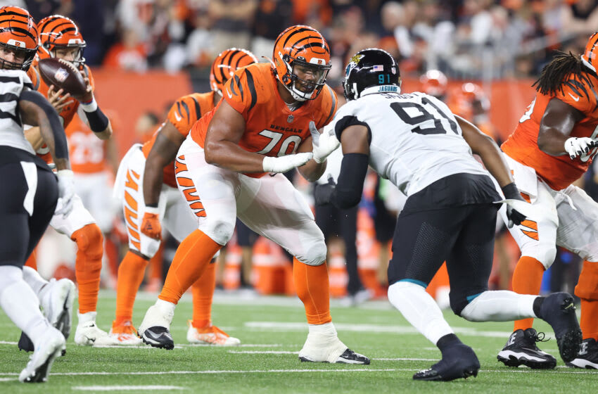 D'Ante Smith, Cincinnati Bengals (Photo by Andy Lyons/Getty Images)