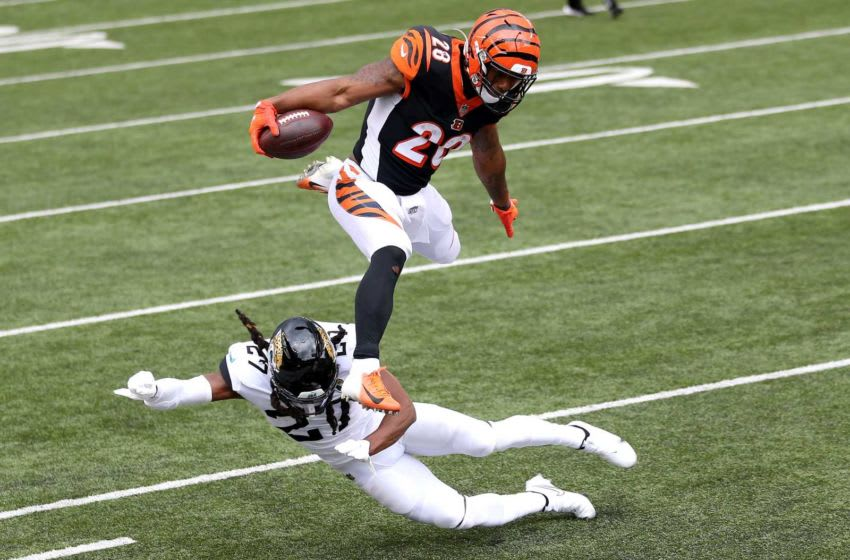 Jacksonville Jaguars At Cincinnati Bengals Oct 4