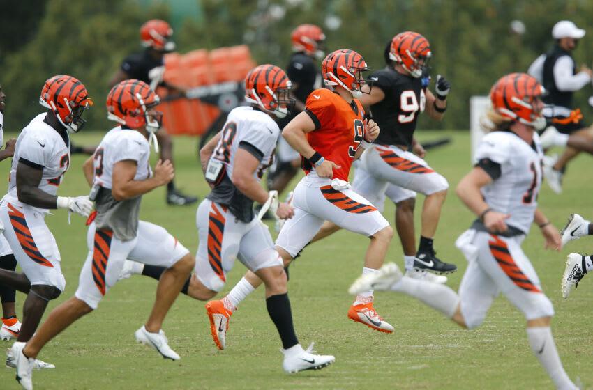 Cincinnati Bengals - Mandatory Credit: Joseph Maiorana-USA TODAY Sports
