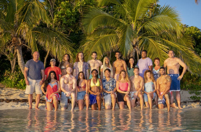 These 20 castaways will compete on SURVIVOR: Island of the Idols when the Emmy Award-winning series returns for its 39th season, Wednesday, Sept. 25 (8:00-9:30PM, ET/PT) on the CBS Television Network. Photo: Robert Voets/CBS Entertainment ©2019 CBS Broadcasting, Inc. All Rights Reserved.