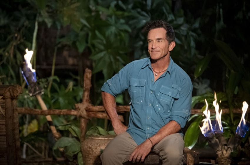 Executive Producer Jeff Probst returns to host SURVIVOR: Island of the Idols when the Emmy Award-winning series returns for its 39th season, Wednesday, Sept. 25 (8:00-9:30PM, ET/PT) on the CBS Television Network. Photo: Robert Voets/CBS Entertainment ©2019 CBS Broadcasting, Inc. All Rights Reserved.
