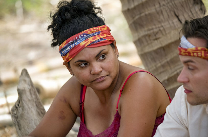 Survivor legend Sandra Diaz-Twine - (Photo: Timothy Kuratek/CBS Entertainment ©2020 CBS Broadcasting, Inc. All Rights Reserved)