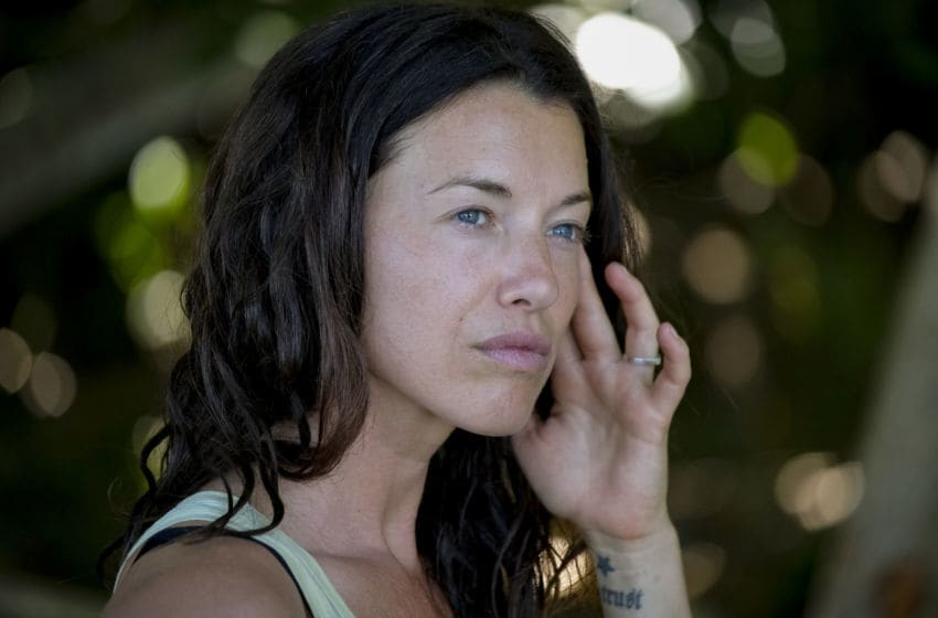 Survivor legend Parvati Shallow - (Photo: Timothy Kuratek/CBS Entertainment ©2020 CBS Broadcasting, Inc. All Rights Reserved)
