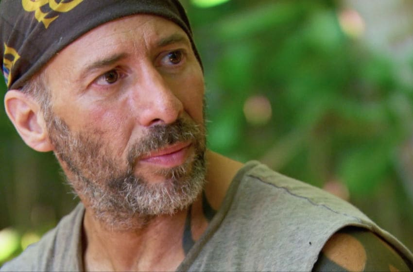 Survivor legend Tony Vlachos - (Photo: Screen Grab/CBS Entertainment ©2020 CBS Broadcasting, Inc. All Rights Reserved)