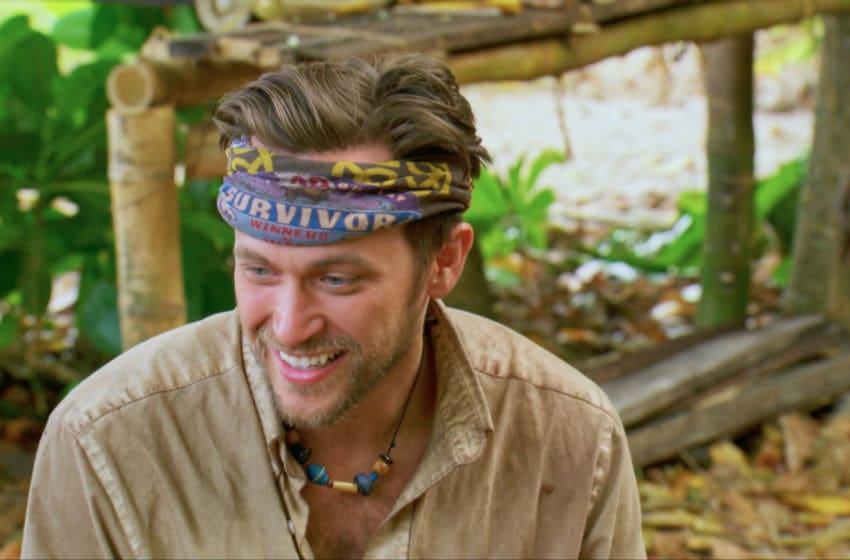 Survivor winner Nick Wilson - (Photo: Screen Grab/CBS Entertainment ©2020 CBS Broadcasting, Inc. All Rights Reserved)