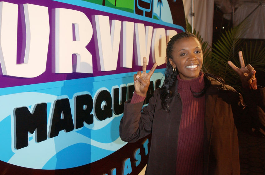 Survivor winner Vecepia Towery - (Photo by Mark Mainz/Getty Images)