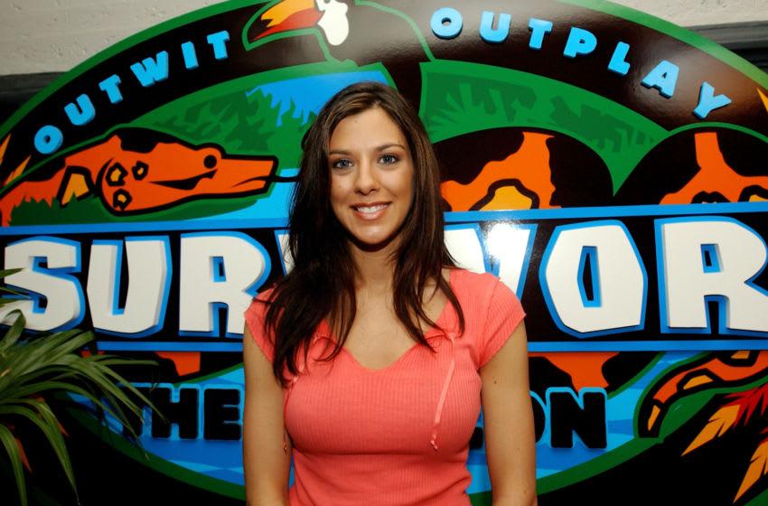 Survivor winner Jenna Morasca - (Photo by Stephen Chernin/Getty Images)