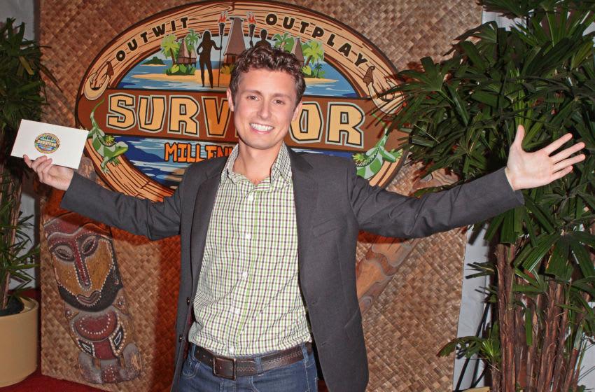 Survivor: Millennials vs. Gen X winner Adam Klein attends CBS's