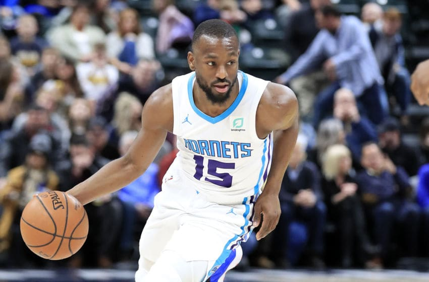Charlotte Hornets Kemba Walker. (Photo by Andy Lyons/Getty Images)