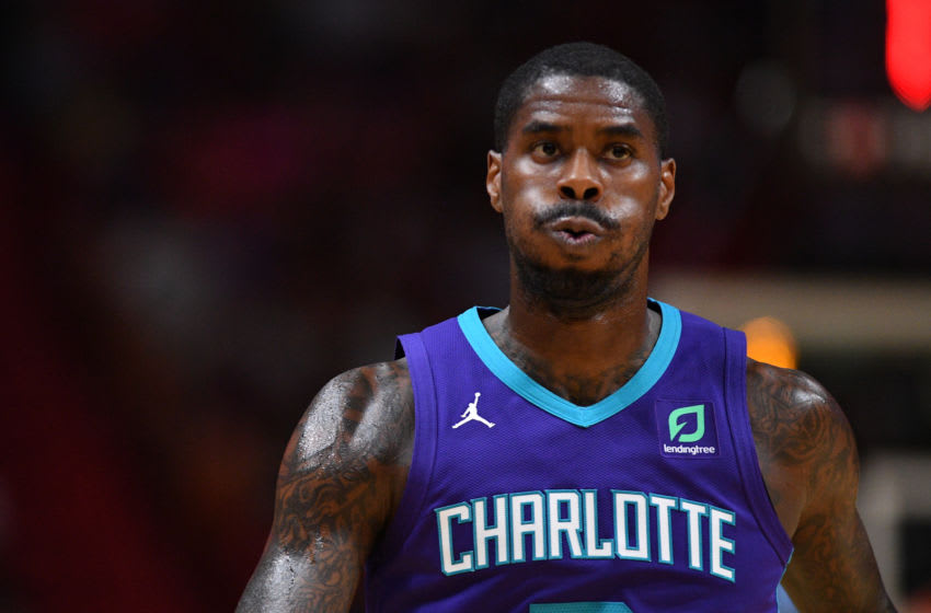 Charlotte Hornets Marvin Williams (Photo by Mark Brown/Getty Images)