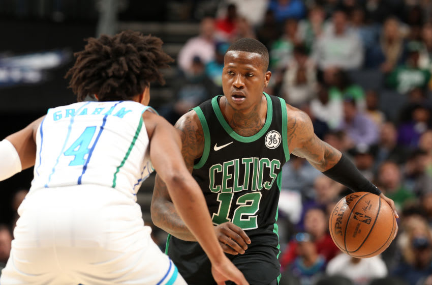 Charlotte Hornets Free Agent signing Terry Rozier (Photo by Kent Smith/NBAE via Getty Images)