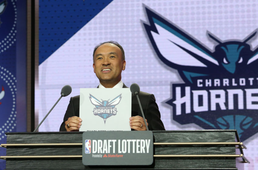 Charlotte Hornets 2019 NBA Draft Lottery (Photo by Gary Dineen/NBAE via Getty Images)