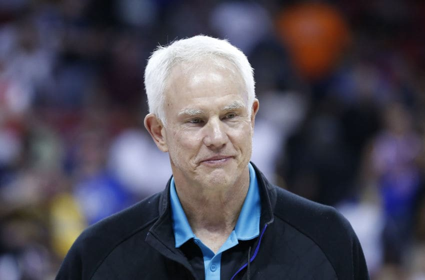Charlotte Hornets Mitch Kupchak (Photo by Michael Reaves/Getty Images)