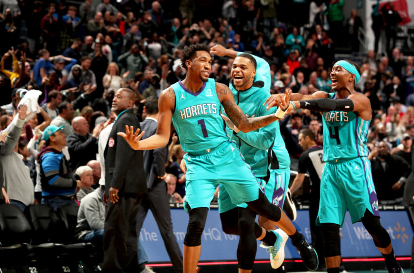 Charlotte Hornets Malik Monk (Photo by Kent Smith/NBAE via Getty Images)