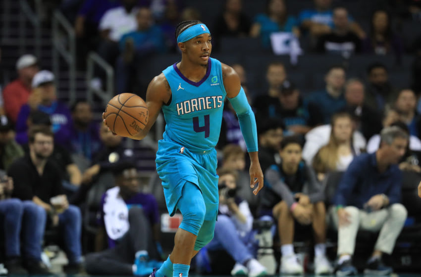 Charlotte Hornets Devonte Graham. (Photo by Streeter Lecka/Getty Images)