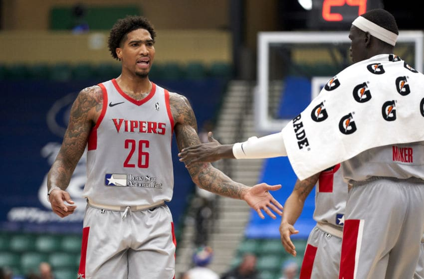 Rio Grande Valley Vipers Ray Spalding. (Photo by Cooper Neill/NBAE via Getty Images)