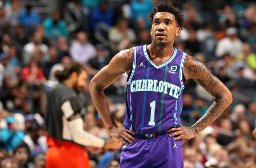 Charlotte Hornets Malik Monk. (Photo by Kent Smith/NBAE via Getty Images)