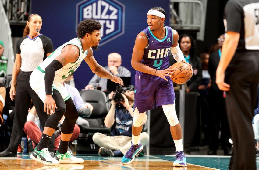 Charlotte Hornets Devonte' Graham. (Photo by Kent Smith/NBAE via Getty Images)