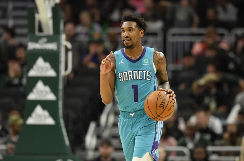 Charlotte Hornets Malik Monk. (Photo by Quinn Harris/Getty Images)