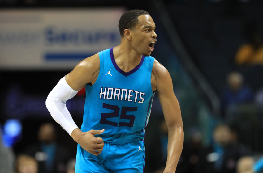 Charlotte Hornets PJ Washington. (Photo by Streeter Lecka/Getty Images)