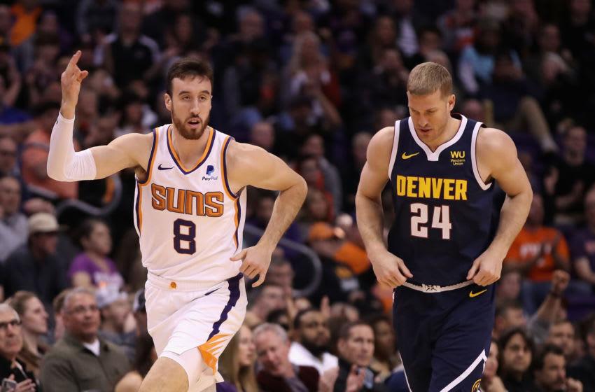 Phoenix Suns Frank Kaminsky. (Photo by Christian Petersen/Getty Images)