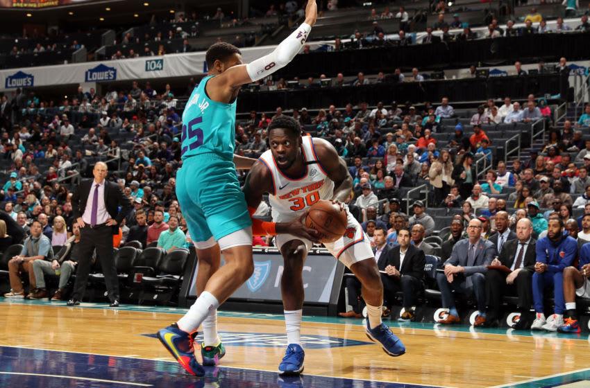 New York Knicks, Julius Randle (Photo by Brock Williams-Smith/NBAE via Getty Images)