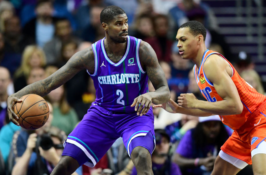 Charlotte Hornets Marvin Williams. (Photo by Jacob Kupferman/Getty Images)
