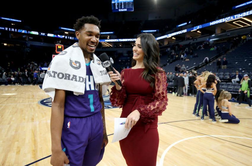 Charlotte Hornets Malik Monk. (Photo by David Sherman/NBAE via Getty Images)