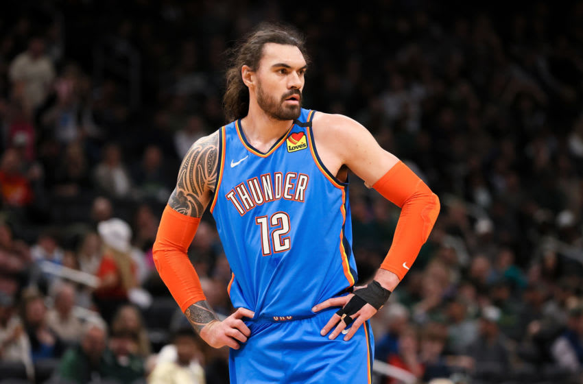 Steven Adams (Photo by Dylan Buell/Getty Images)