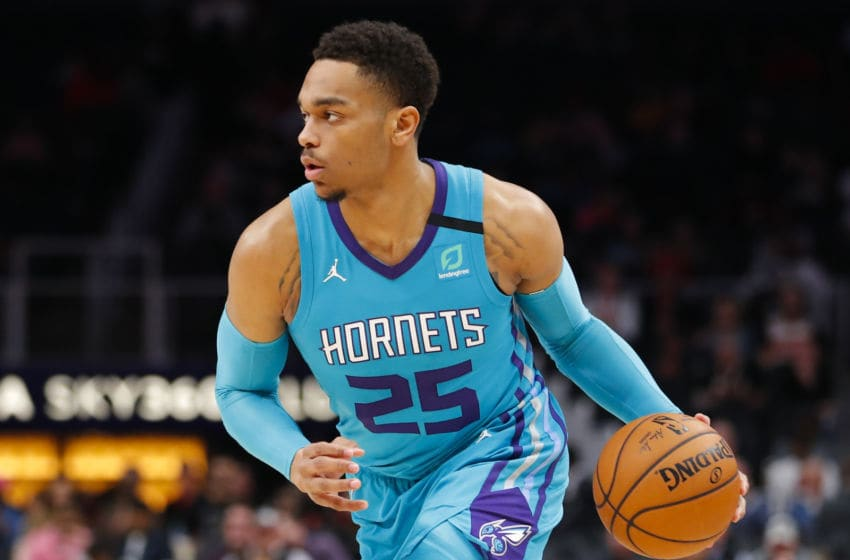 Charlotte Hornets PJ Washington. (Photo by Todd Kirkland/Getty Images)