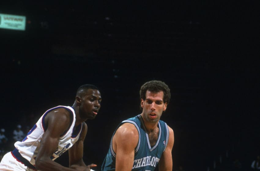 Charlotte Hornets Kelly Tripucka. (Photo by Focus on Sport/Getty Images)