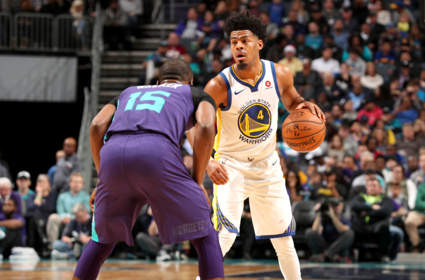 Charlotte Hornets free agent prospect Quinn Cook. (Photo by Kent Smith/NBAE via Getty Images)