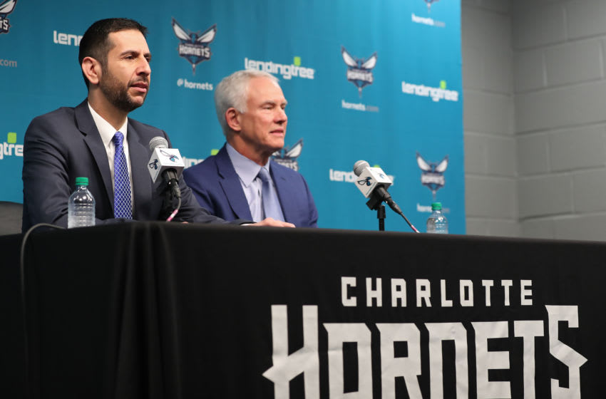 Charlotte Hornets Mitch Kupchak (Photo by Kent Smith/NBAE via Getty Images)