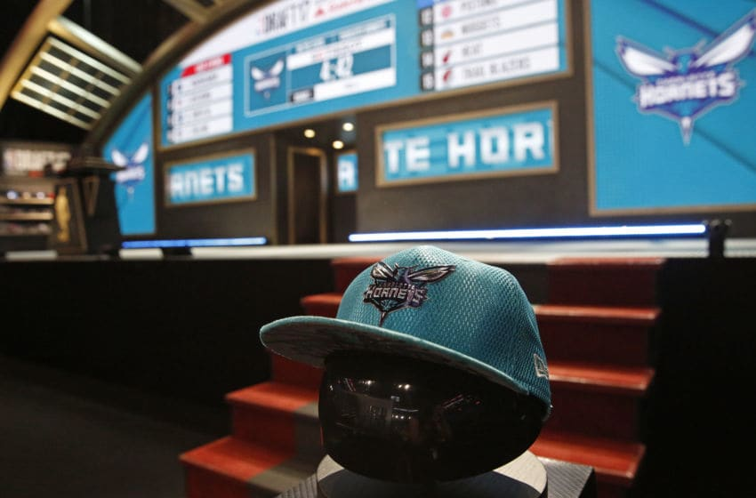 Charlotte Hornets 2017 NBA Draft (Photo by Ashlee Espinal/NBAE via Getty Images)